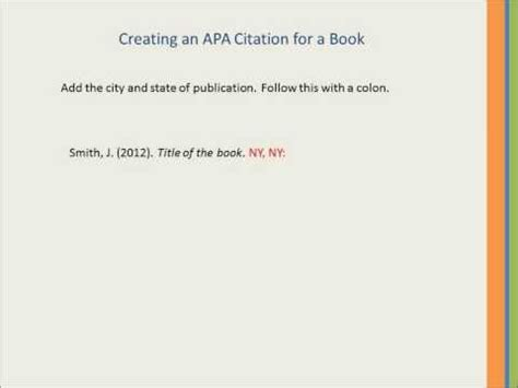 APA Style Research Papers: Example of Format and Outline